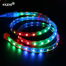 Outdoor Led Strip Lighting by Online Get Cheap Stair Strips Lights Aliexpress Com Alibaba Group