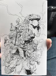 jerome opeña sketchbook is finally mine photos u0026 signed
