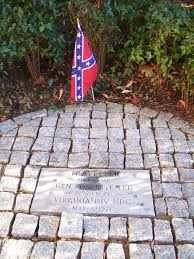 Colors Of The Confederate Flag Final Resting Place Of General Lee U0027s Horse Traveller Just