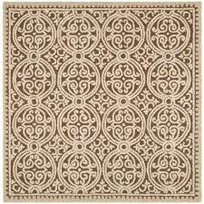 10 Square Area Rugs Tan Square 7 U0027 And Larger Area Rugs Rugs The Home Depot