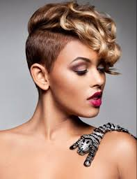 bald hairstyles for black women livesstar com 50 inspired short haircuts for black hair