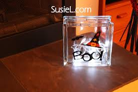 susiel glass block light