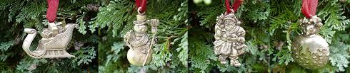 Nutcracker Christmas Decorations Uk by Sterling Silver The Nutcracker Christmas Tree Decorations