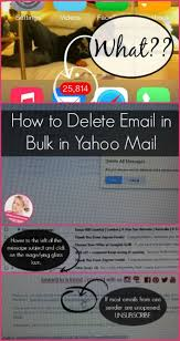 yahoo best black friday car deals deleting email in bulk in yahoo mail a slob comes clean