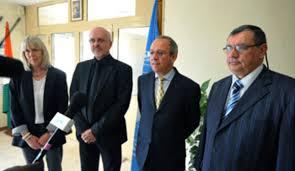 chambre de commerce europ馥nne le representant special recoit une delegation de la chambre de