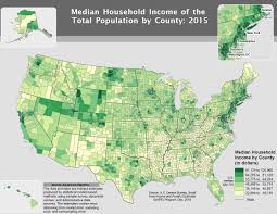 Washington County Tax Map by Census Bureau 4 Richest Counties In U S Are Suburbs Of D C