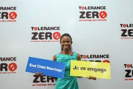 ã toles mariage je suis une fille et je m engage contre le mariage des enfants