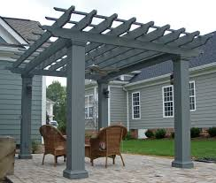 patio trellis plans tags wonderful custom pergola kits fabulous