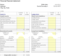 best solutions of personal financial planning worksheets for your