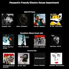mu core essential french electro house