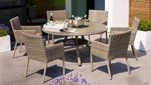 black centra 12 seater wicker outdoor dining furniture thierry