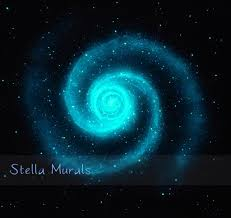 Glow In The Dark Star Ceiling by Glow In The Dark Star Ceiling Poster Spiral Galaxy U2013 Stella Murals