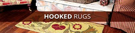 hooked rugs shop at homespice décor
