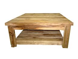 coffee table rustic teak coffee table the great furniture ideas