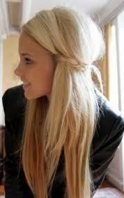 haircuts and styles for long straight hair edgy long blonde urban chic girls hairstyle styles weekly