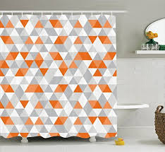 Colorful Patterned Curtains Geometric Pattern Curtains Amazon Com