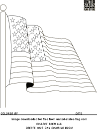download coloring pages american flag coloring pages american