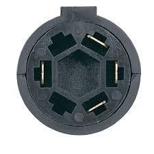 amazon com hopkins 47345 4 wire flat adapter automotive