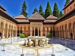 Los Patios Hotel Granada by Visit The Alhambra Jewel Of Granada World Wanderista