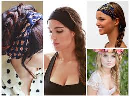 elastic hair band hairstyles hairstyles with a thick headband hair world magazine