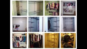 Closet Kit Rubbermaid Configurations Custom Closet Organizer Deluxe 4 To 8