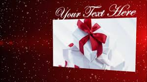 christmas card after effects templates free template business