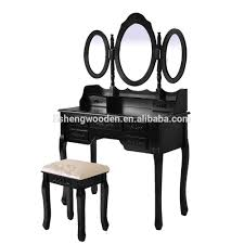 Black Vanity Table Dressing Table Dressing Table Suppliers And Manufacturers At