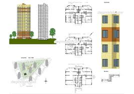 apartment plans cad blocks free dwg file dwg projects