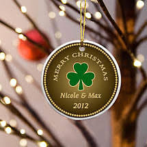 personalized ornaments and