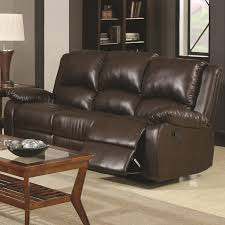 Motion Recliner Sofa by Boston Brown Motion Reclining Sofa For 569 94 Furnitureusa