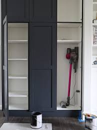 built in pantry with semihandmade brittanymakes pantry
