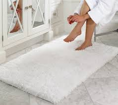 White Bathroom Rug Generous White Bathroom Rugs Contemporary The Best Bathroom