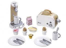 zubehör kinderküche holz howa zubehör für spielküche kinderküche frühstücksset aus holz