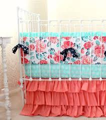 pixie park coral baby bedding lottie da baby baby bedding
