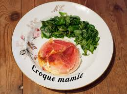 la cuisine de mamy recette du croque mamie par mamy la cuisine de