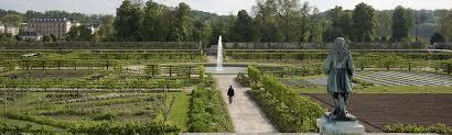 Versailles Garden Map King U0027s Vegetable Garden Of Versailles In France