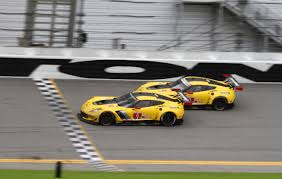 race to win corvette corvette racing aiming for third rolex 24 class win gm