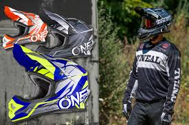 oneal motocross helmets o u0027neal europe o u0027neal break new ground launching fidlock helmet