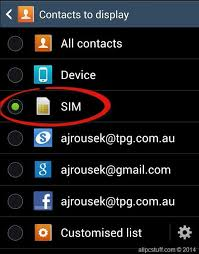 how to import contacts from gmail to android how to copy sim contacts to gmail