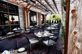 Restaurant Patio Dining Enjoy The Warmth Of The New Season With Dining In Midtown Raleigh