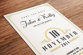 Wedding Invitations Images 50 Examples Of Wonderfully Designed Wedding Invitations Design Shack