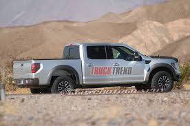 Ford Raptor Crew Cab - caught 2016 ford f 150 raptor mule