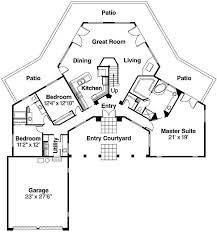 mediterranean floor plans with courtyard 28 mediterranean floor plans with courtyard