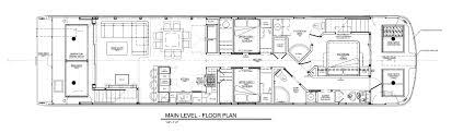 Houseboat Floor Plans by Imagination Sunrise Peak