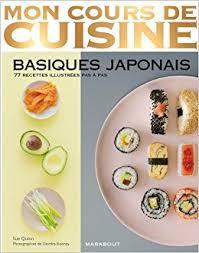cours de cuisine 77 mon cours de cusine japonaise amazon co uk sue quinn