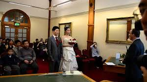 registry wedding wedding ceremony in sheffield register office 1
