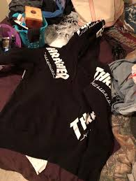 thrasher hoodie online purchase only mercari buy u0026 sell