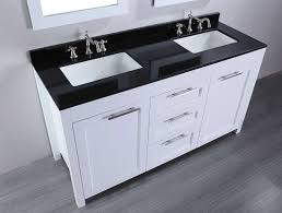 bathroom cool rectangle ultra modern double sink bathroom vanity