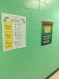 Hallway Pass Pearl B Larsen Elementary