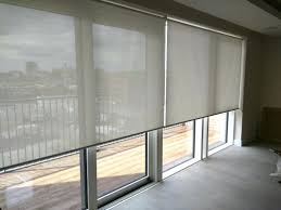 Sunscreen Roller Blinds Sunscreen Roller Blinds Floor To Ceiling Windows Sliding Doors